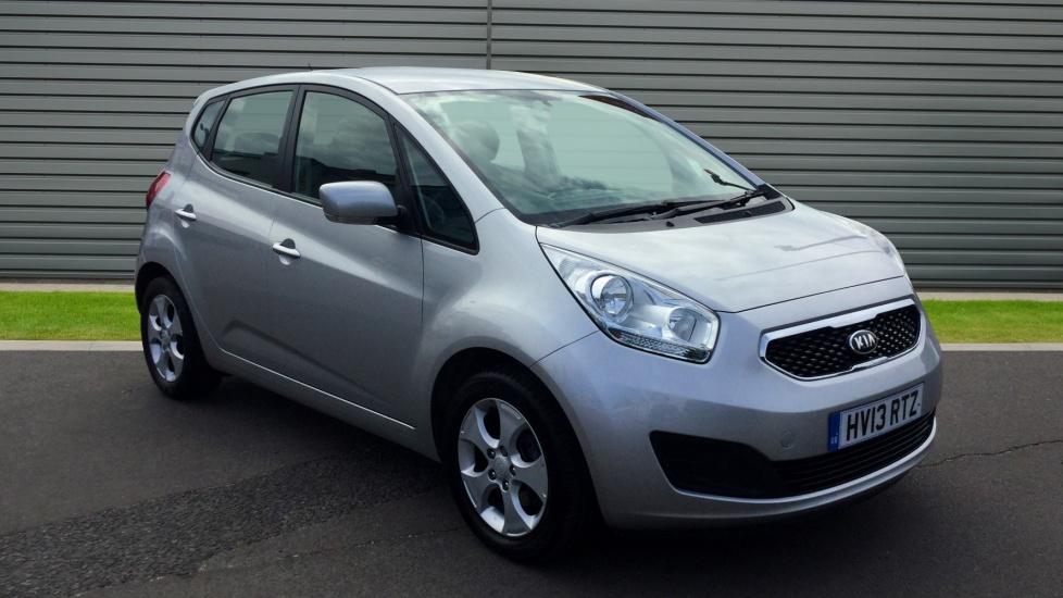 2013 (13) Kia Venga 1.4 CRDi 2 For Sale In Eastleigh, Hampshire