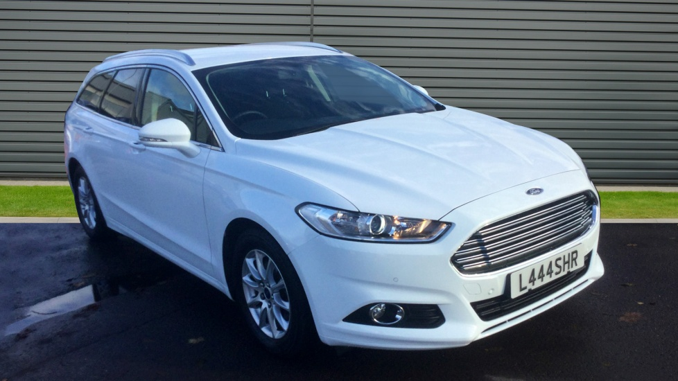 2015 (L) Ford Mondeo 2.0 TDCi ECOnetic Zetec 5dr For Sale In Winchester, Hampshire