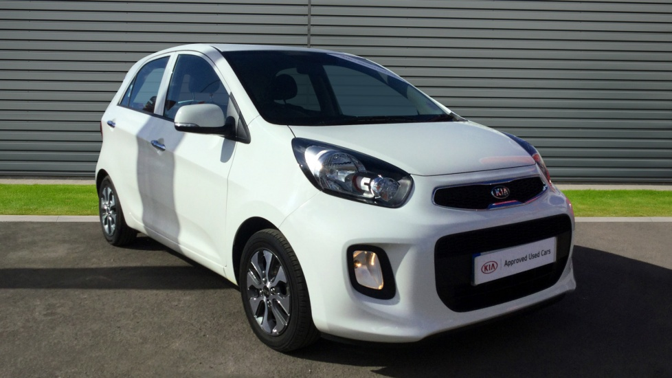 2016 (16) Kia Picanto 1.0 65 2 For Sale In Portsmouth, Hampshire