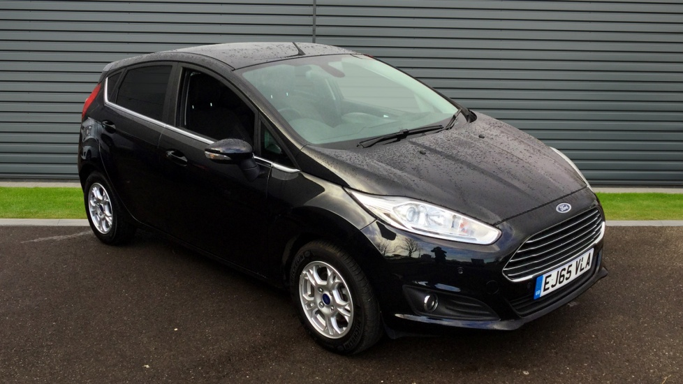 2015 (65) Ford Fiesta 1.5 TDCi Titanium ECOnetic For Sale In Fareham, Hampshire