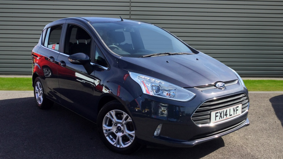 2014 (14) Ford B-MAX 1.6 Zetec Powershift Auto For Sale In Fareham, Hampshire