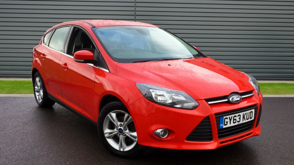 2014 (63) Ford Focus 1.6 Zetec For Sale In Portsmouth, Hampshire