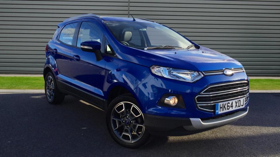 2015 (64) Ford Ecosport 1.0 EcoBoost Titanium [X Pack] For Sale In Fareham, Hampshire