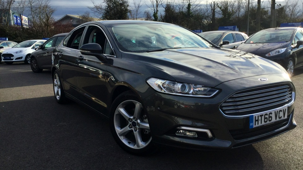 2017 (66) Ford Mondeo 2.0 TDCi 180 Titanium For Sale In Fareham H&shire & Quality Used Cars For Sale In Hampshire | Hendy Ford markmcfarlin.com
