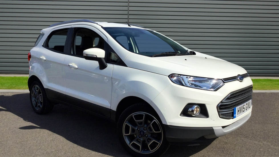 2015 (15) Ford Ecosport 1.5 TDCi Titanium [X Pack] For Sale In Eastleigh, Hampshire