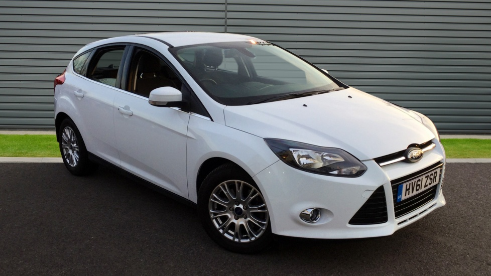 2011 (61) Ford Focus 2.0 TDCi Titanium Powershift Auto For Sale In Fareham, Hampshire