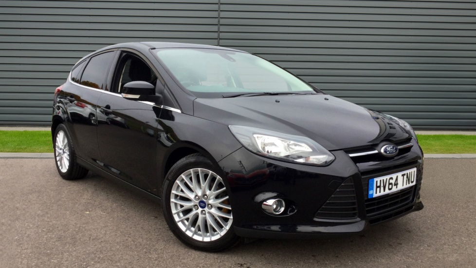 2014 (64) Ford Focus 1.0 EcoBoost Zetec For Sale In Portsmouth, Hampshire