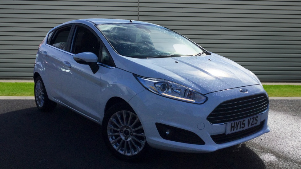 2015 (15) Ford Fiesta 1.5 TDCi (75ps) Titanium For Sale In Fareham, Hampshire