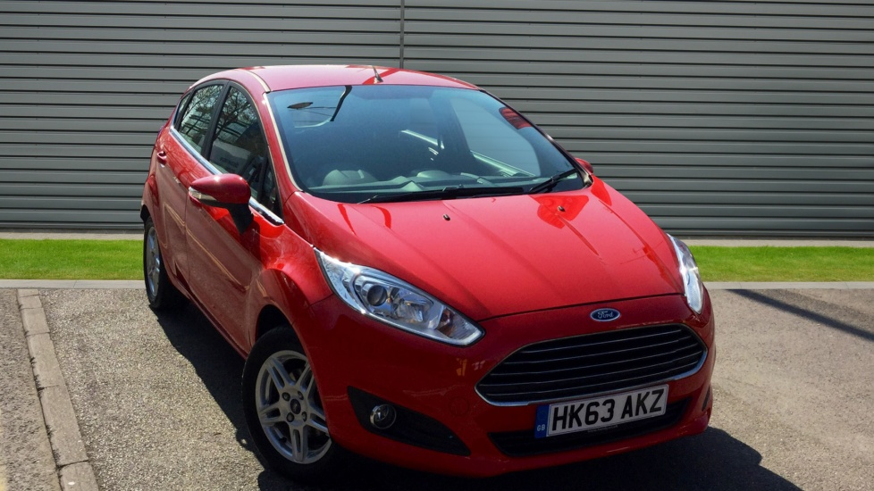 2013 (63) Ford Fiesta 1.25 82 Zetec For Sale In Southampton, Hampshire