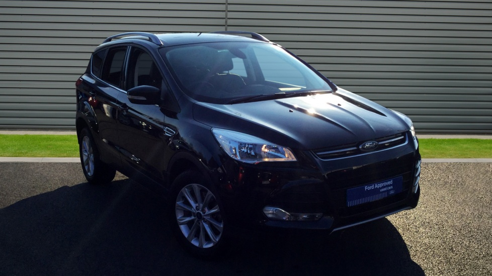 2015 (64) Ford Kuga 2.0 TDCi 150 Titanium 2WD For Sale In Eastleigh, Hampshire