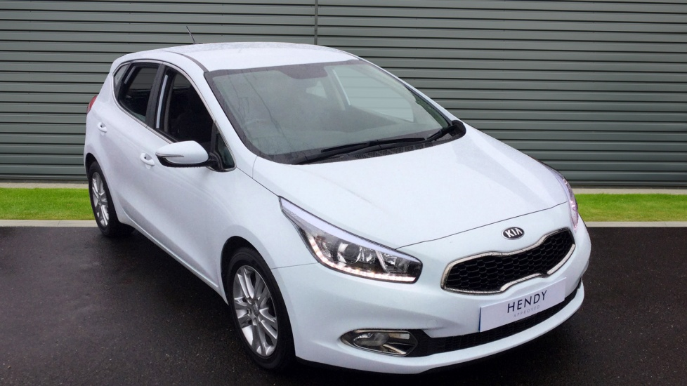 2013 (63) Kia Ceed 1.6 CRDi 2 Auto For Sale In Portsmouth, Hampshire