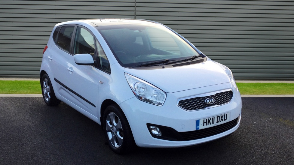 2011 (11) Kia Venga 1.4 3 For Sale In Eastleigh, Hampshire
