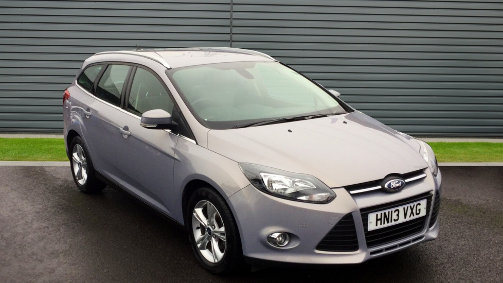 2013 (13) Ford Focus 1.6 125 Zetec Powershift Auto For Sale In Eastleigh, Hampshire