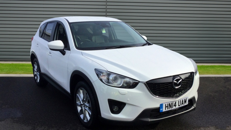 2014 (14) Mazda CX-5 2.2d Sport For Sale In Eastleigh, Hampshire