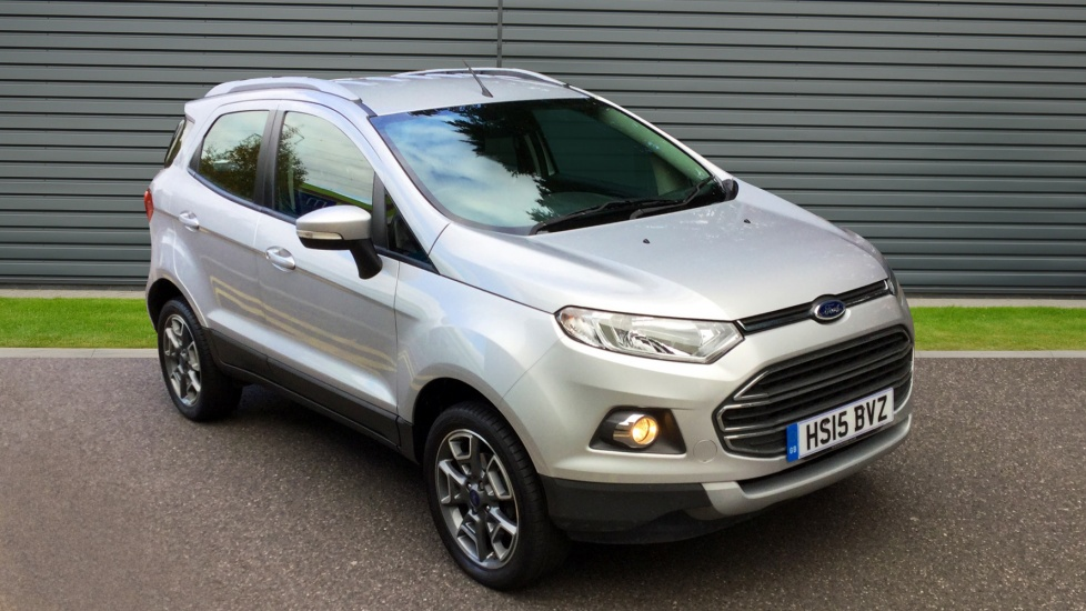 2015 (15) Ford Ecosport 1.0 EcoBoost Titanium For Sale In Eastleigh, Hampshire