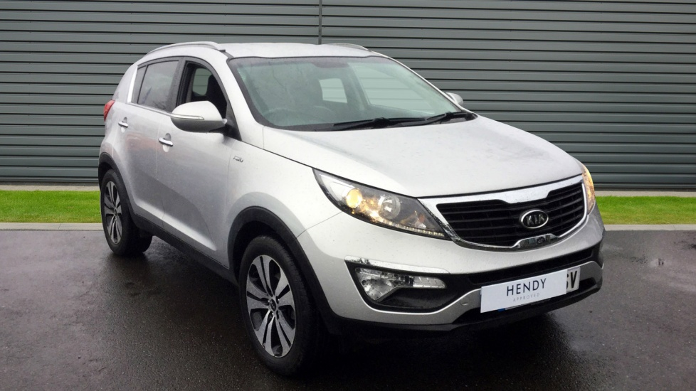 2010 (60) Kia Sportage 2.0 CRDi First Edition For Sale In Portsmouth, Hampshire