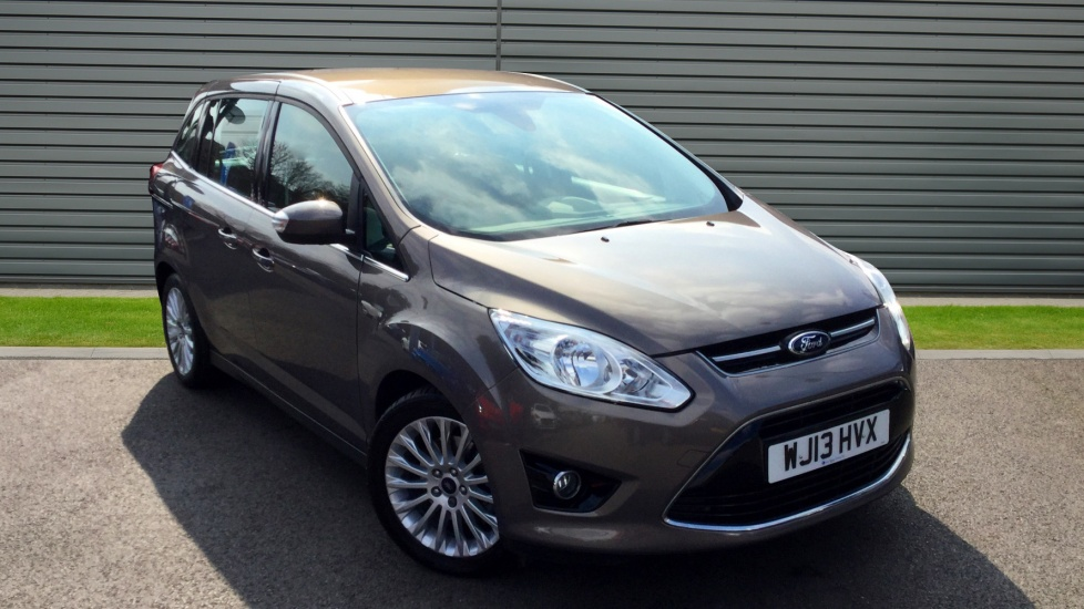 2013 (13) Ford Grand C-Max 1.6 TDCi Titanium For Sale In Eastleigh, Hampshire