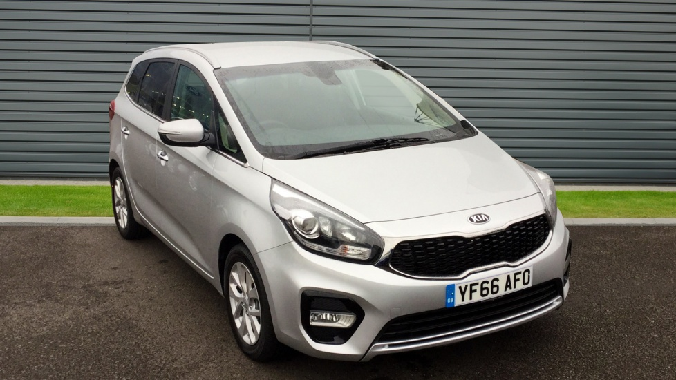 2016 (66) Kia Carens 1.7 CRDi ISG [139] 2 DCT Auto For Sale In Eastleigh, Hampshire