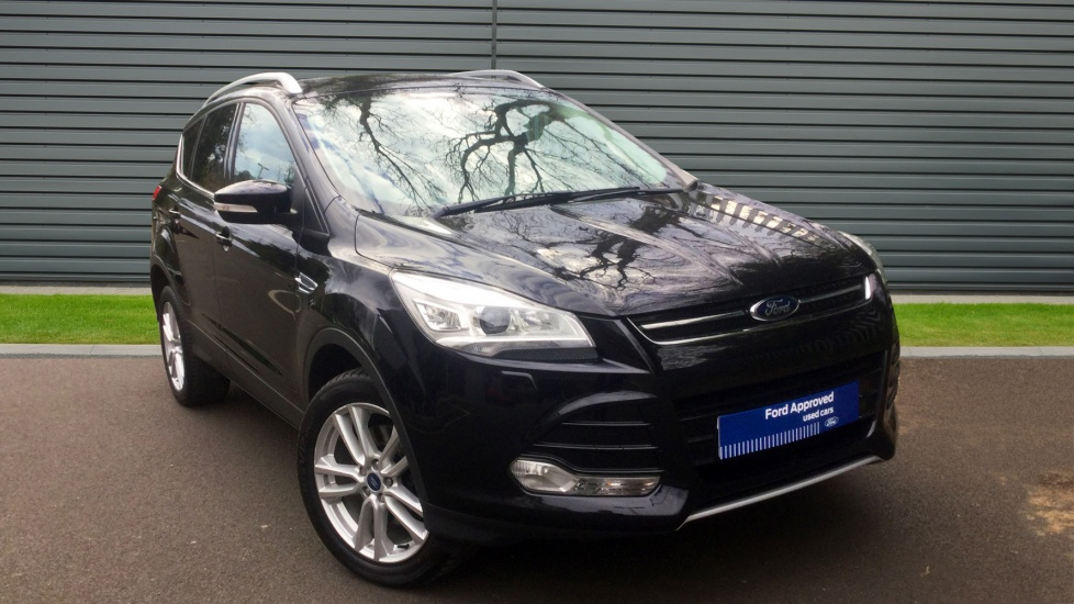 2014 (14) Ford Kuga 2.0 TDCi 163 Titanium X 5dr For Sale In Winchester, Hampshire