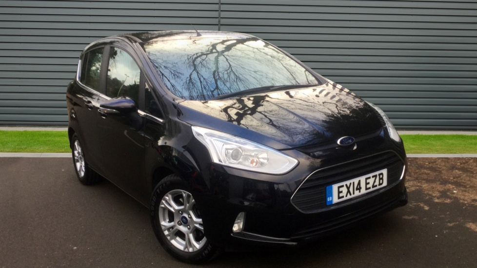 2014 (14) Ford B-MAX 1.0 EcoBoost Zetec For Sale In Winchester, Hampshire