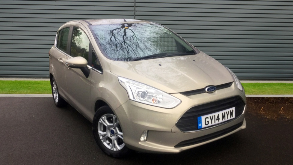 2014 (14) Ford B-MAX 1.6 Zetec 5dr Powershift For Sale In Winchester, Hampshire