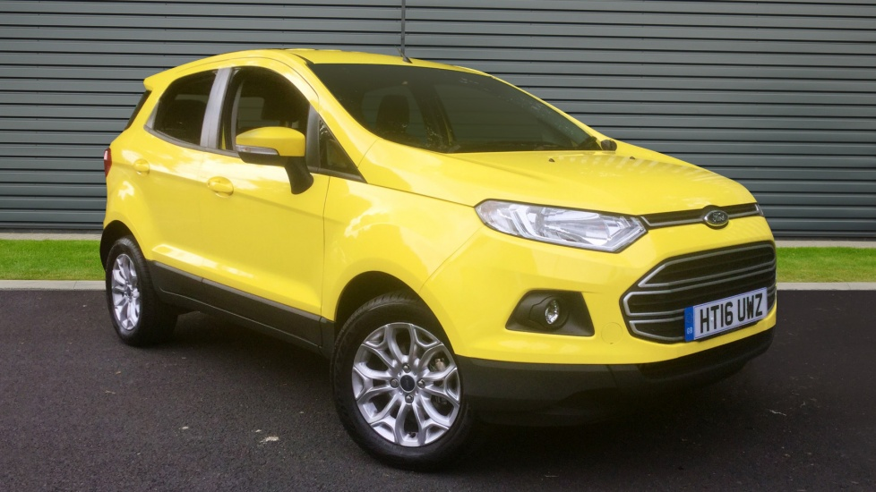 2016 (16) Ford Ecosport 1.5 TDCi 95 Zetec For Sale In Winchester, Hampshire