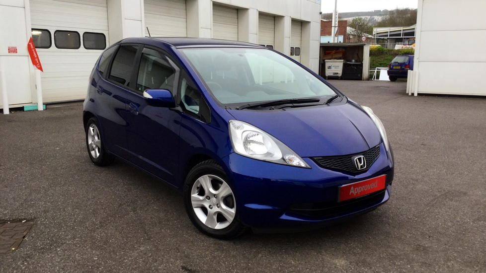2011 (11) Honda Jazz 1.4 i-VTEC ES Auto For Sale In Portsmouth, Hampshire