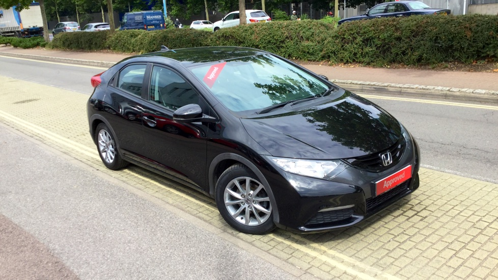 2012 (12) Honda Civic 1.8 i-VTEC SE For Sale In Portsmouth, Hampshire