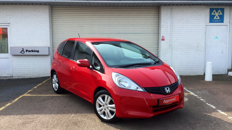 2013 (13) Honda Jazz 1.4 i-VTEC ES Plus For Sale In Exeter, Devon