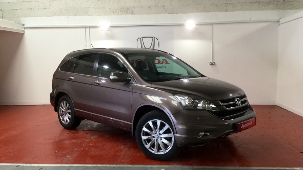 2012 (12) Honda CR-V 2.0 i-VTEC EX For Sale In Portsmouth, Hampshire