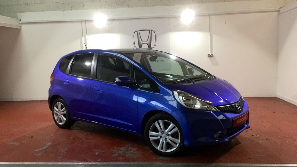 2013 (62) Honda Jazz 1.4 i-VTEC EX Auto For Sale In Exeter, Devon