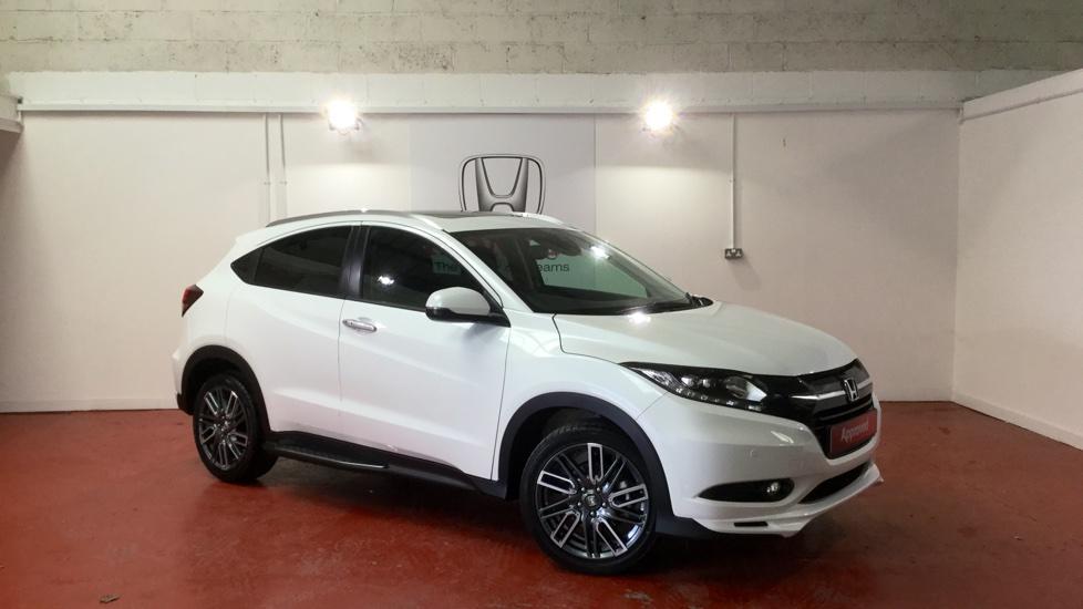 2017 (17) Honda HR-V 1.5 i-VTEC EX (s/s) Auto For Sale In Exeter, Devon