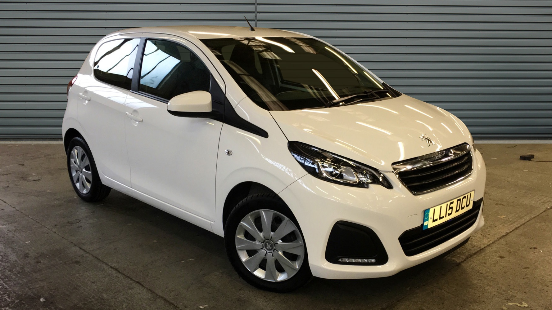 Peugeot 108 Active 1 0 5dr Petrol Hatchback For Sale