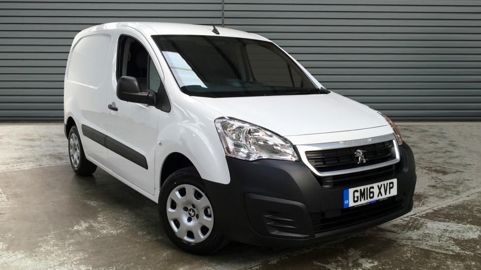 Used Peugeot PARTNER Panel Van 1.6 BlueHDi (Eu6) Professional L1 651 4dr