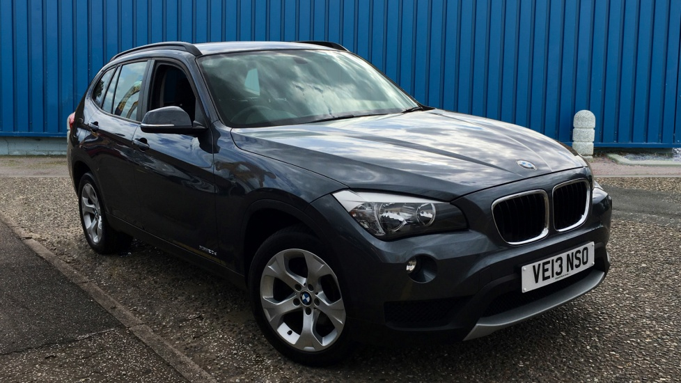 Used BMW X1 SUV 2.0 20d SE xDrive 5dr