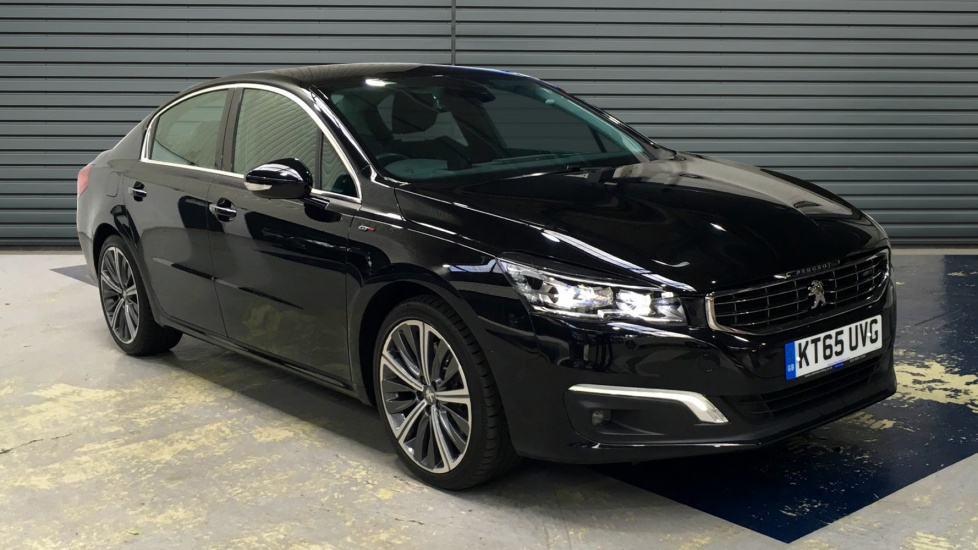Used Peugeot 508 Saloon 2.0 BlueHDi GT 4dr