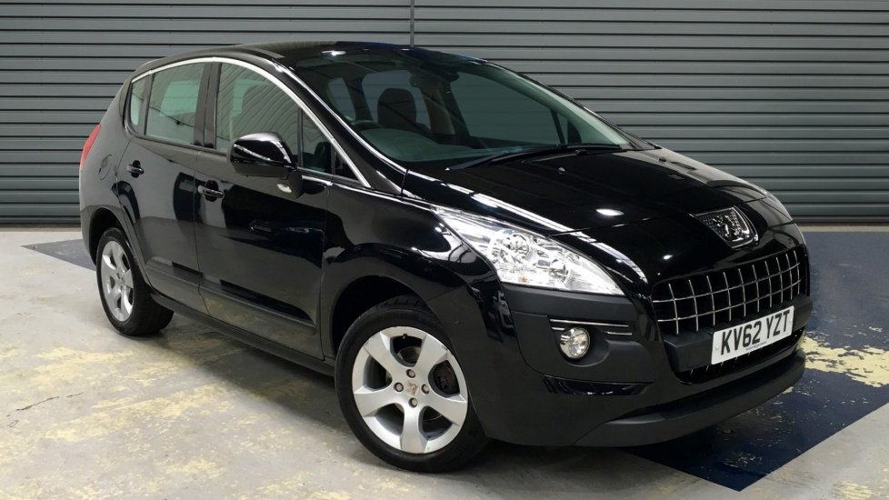Used Peugeot 3008 Hatchback 1.6 HDi Active 5dr