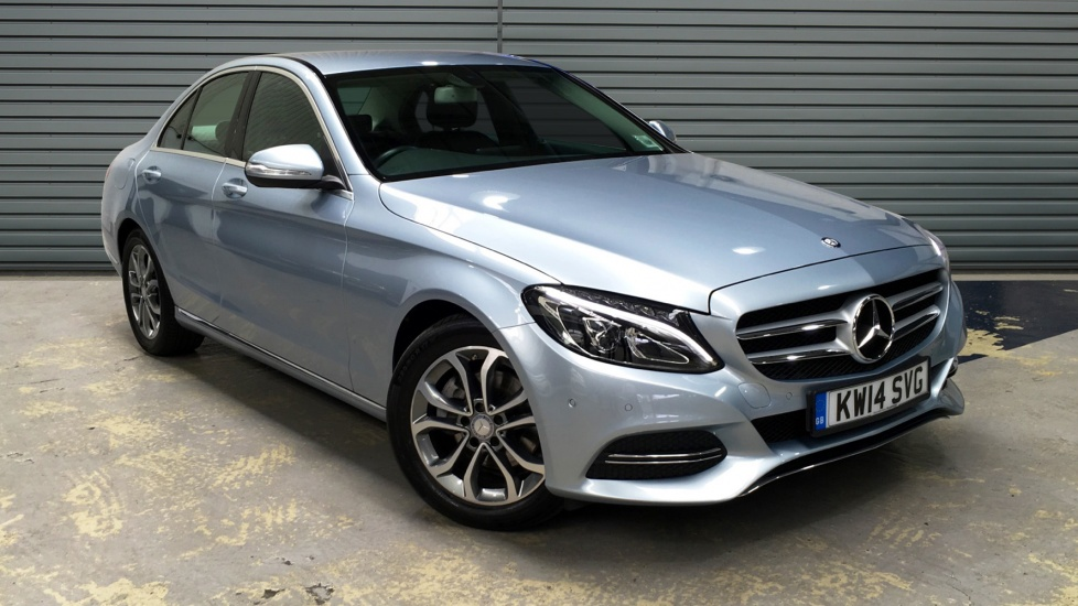 Used Mercedes-benz C CLASS Saloon 2.0 C200 Sport 7G-Tronic Plus 4dr