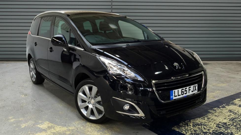 Used Peugeot 5008 MPV 2.0 BlueHDi Allure 5dr