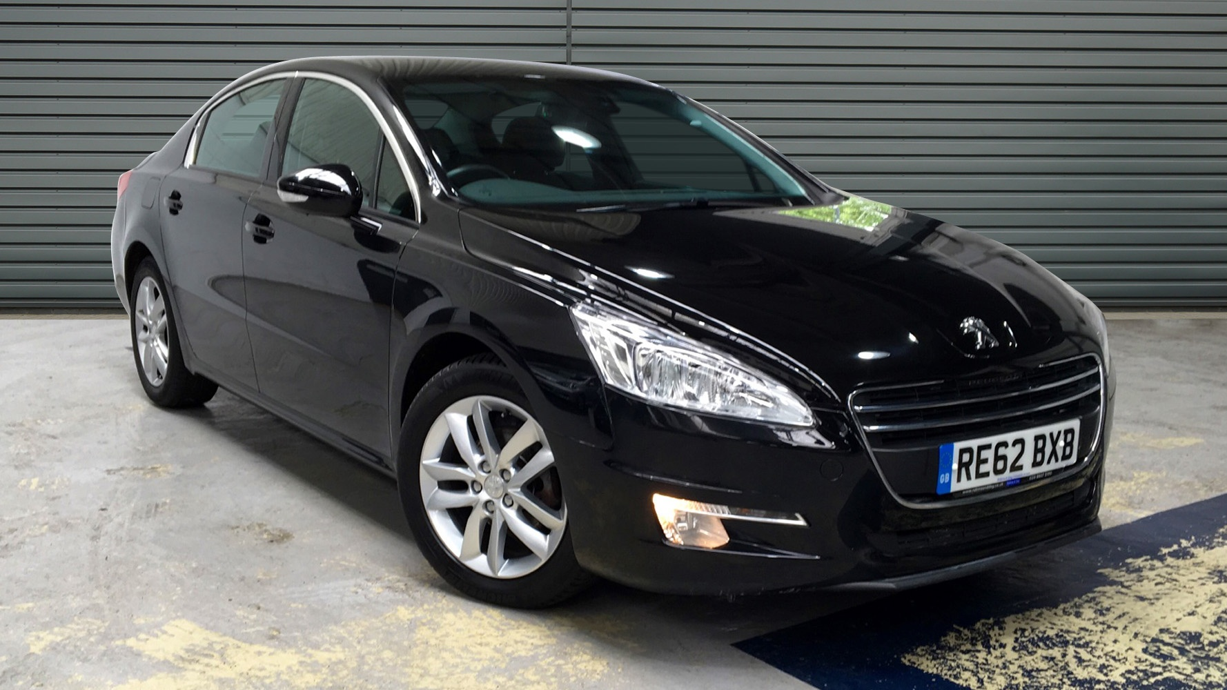 used peugeot 508 saloon 2 0 hdi fap active 4dr 2013 re62bxb. Black Bedroom Furniture Sets. Home Design Ideas
