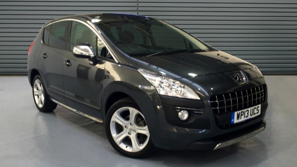 Used Peugeot 3008 Hatchback 1.6 e-HDi FAP Allure EGC 5dr