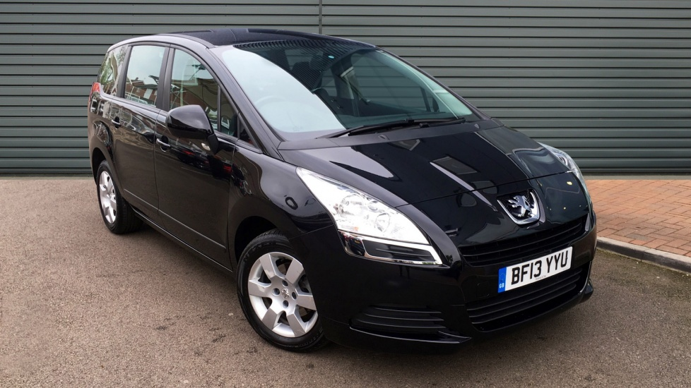 used peugeot 5008 mpv from robins day. Black Bedroom Furniture Sets. Home Design Ideas
