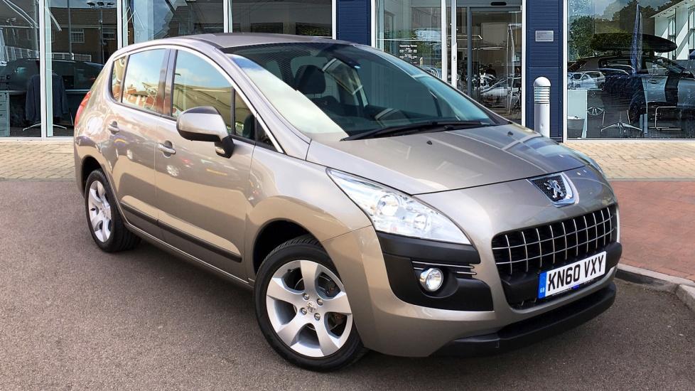 Used Peugeot 3008 Hatchback 1.6 HDi FAP Sport EGC 5dr