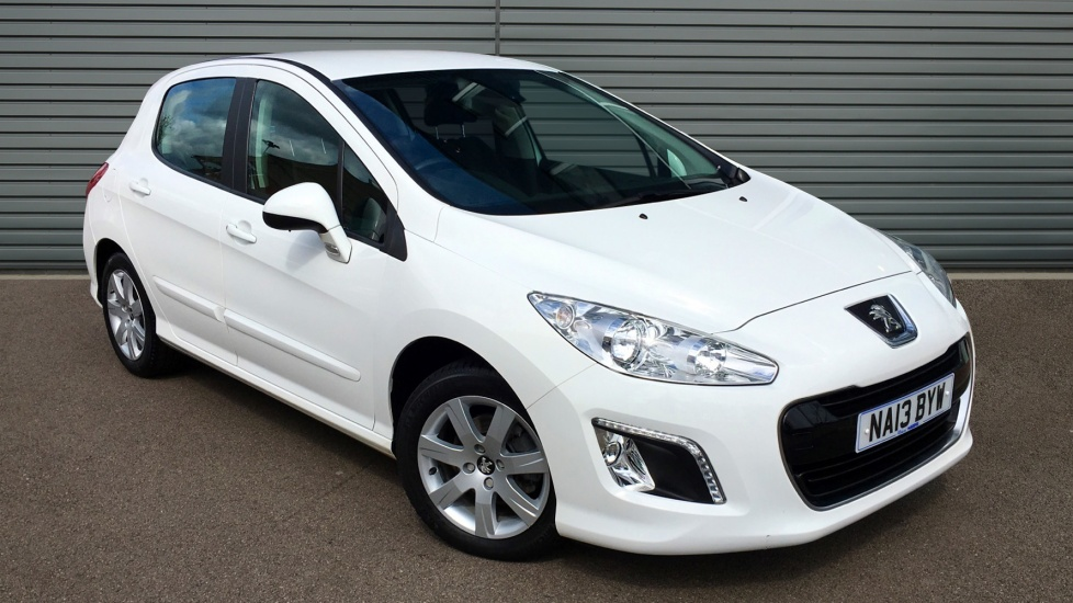 Used Peugeot 308 Hatchback 1.6 HDi FAP Active 5dr