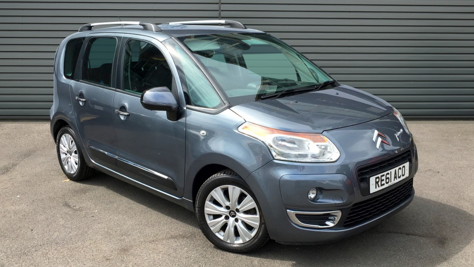 Used Citroen C3 PICASSO MPV 1.6 VTi Exclusive EGS6 5dr
