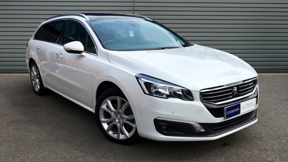 Used Peugeot 508 SW Estate 2.0 BlueHDi Allure 5dr (start/stop)