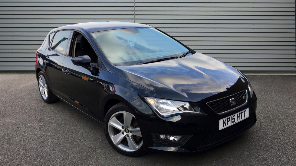 Used Seat LEON Hatchback 2.0 TDI FR 5dr (start/stop)