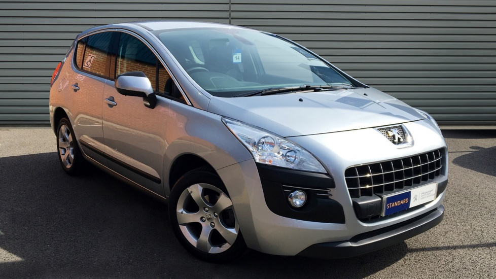 Used Peugeot 3008 Hatchback 1.6 VTi Active 5dr