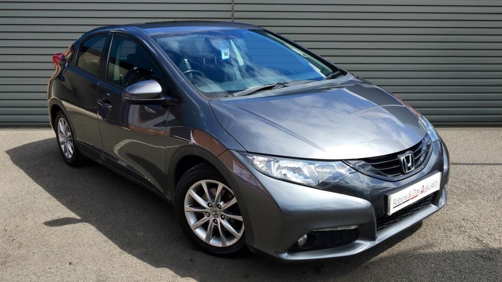 Used Honda CIVIC Hatchback 2.2 i DTEC ES 5dr