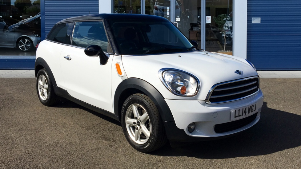 Used Mini PACEMAN Hatchback 1.6 Cooper 3dr